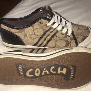 Coach Sneakers size 6/6.5